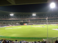 VCA Stadium At Night
