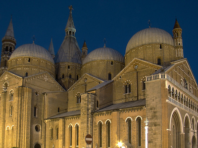 Basilica Of Sant Antonio Di Padova