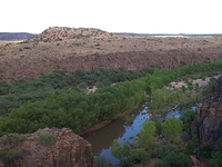 Verde River Greenway State Natural Area