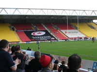 Vicarage Road