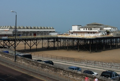 Victoria Pier - Current View