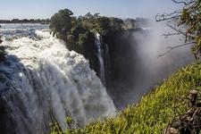 Victoria Falls - Zimbabwe - Devil's Cataract