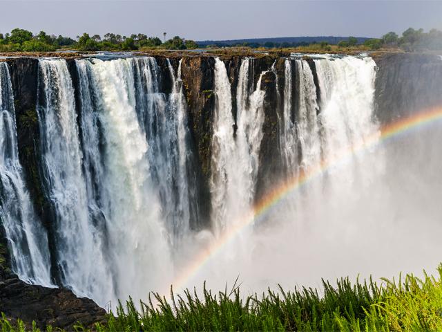 Etosha, Caprivi, Chobe and Victoria Falls Safari Photos