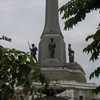 Victory Monument: Showing The Military Statues