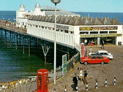 Victoria Pier - In The 1970s
