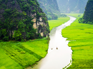 Vietnam Green Trail 6 Days Photos