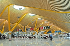View Barajas Airport In Madrid