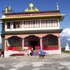 View Buddhist Monastery In Sikkim