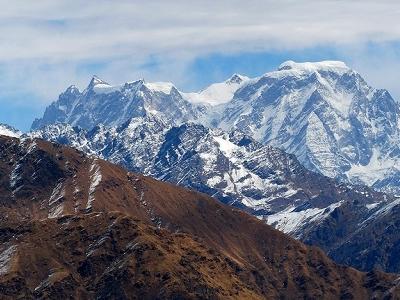 View Chaukhmba UT Indian Himalayas