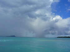 View From Ferry - Samoa Islands