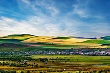 View Inner Mongolia Landscape
