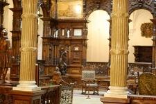 View Inside Castelul Peleș