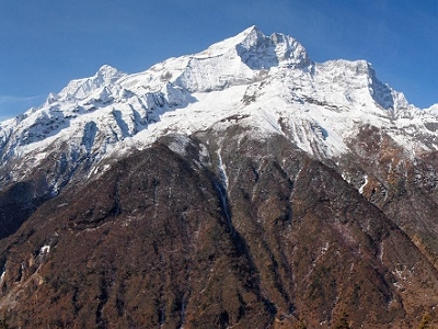 View Kongde Ri - Nepal Himalayas