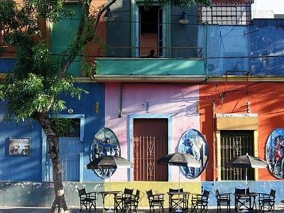 View La Boca Restaurant