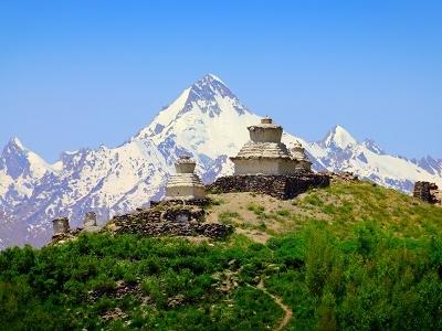 View Ladakh Himalayas - J&K