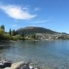View Lake Esplanade @ Queenstown - South Island NZ