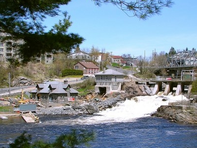 View Of Central Bracebridge