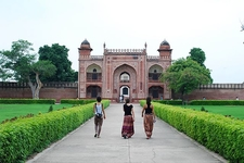 View Of Itmad-ud-Daula's Tomb