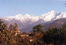 View Of Kangra Valley