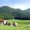 View Of Khajjiar Lake