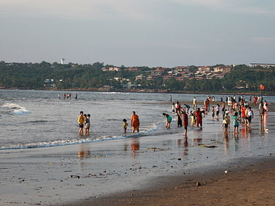 View Of Miramar Beach