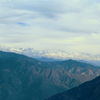 View Of Mussourie From Landour