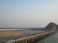 Prakasam Barrage
