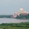 View Of Taj Mahal From Musamman Burj