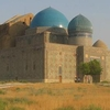 The Mausoleum Of Khoja Ahmed Yasawi