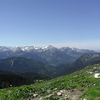 View Of The Karwendel Range, Tyrol, Austria