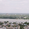 View Of Trichy And Srirangam