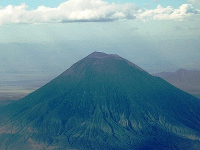 View Ol Doinyo Lengai In Tanzania