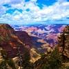 View Over Grand Canyon AZ