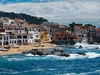View Palafrugell Coastline - Spain Catalonia