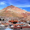 View Potosi - Bolivia
