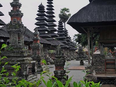 View Pura Taman Ayun