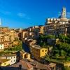 View Siena - Tuscany