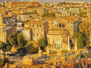 Rome Hop-On Hop-Off Sightseeing Tour Photos