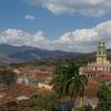 View Towards Valle De Los Ingenios From Trinidad