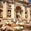 View Trevi Fountain - Rome