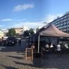 View Turku Market Square In Finland