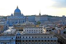 View VaticanCastel Sant'Angelo In Rome