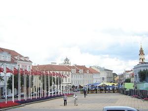 Vilnius City Tour Photos