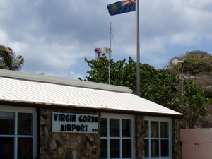 Spanish Town Virgin Gorda Airport