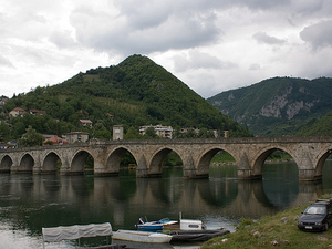 Visegrad City Photos