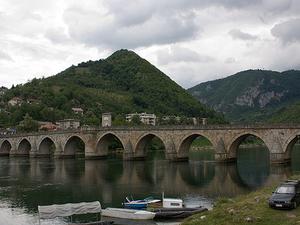 Visegrad City Photos