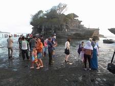 Visiting Tanah Lot - Bali