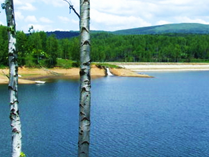 Vlasinsko Lake
