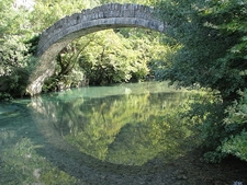 Voidomatis Old Bridge @ Konitsa