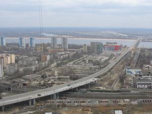 Volgograd Bridge